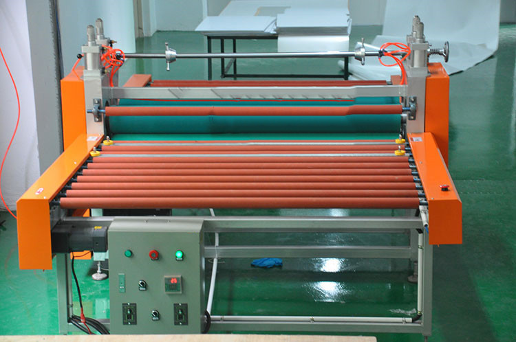 Glass film applicator